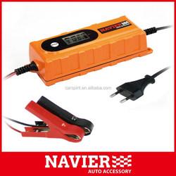 Best quality Hot selling digital jump starter smart charger 6V/12V Car battery charger