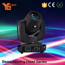 2014 New 8 facets prism moving head discolor search lighting with CE ROHS