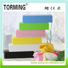With perfume and multi-color 2200mah power bank