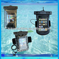 hand phone waterproof bag for All mobile phones Diving into water 3-5meters