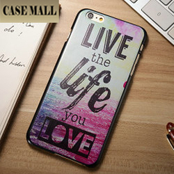 Alibaba Express Sublimation Phone Case,PC Cover Custom Printed for iPhone 6, 4.7inch