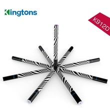 2015 Kingtons Hottest electronic cigarette china of 600 Puffs with Stainless Steel Body and Crystal Tip