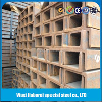 manufacturing high quality hot rolled channel steel