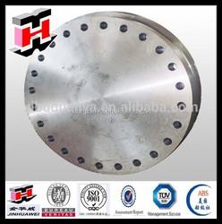 China manufacturer ANSI/DIN/JIS forged carbon steel flange