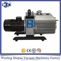 rotary vacuum pumps TRD-60 double stage rotary vane vacuum pump