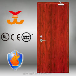 BS476 uk listed fire door wood