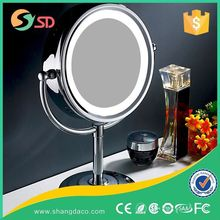 6 Inch LED Table Top Make Up Mirror
