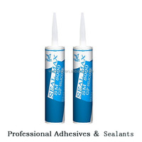 One component acetic silicone sealant