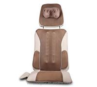 Vibrating and Shiatsu Back and Car Massage Cushion