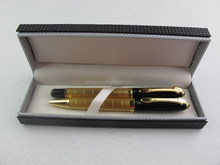 golden ballpoint Pen gifts,Gel Pen gift sets,ball pen TS-p00197