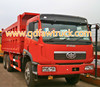 6x4 Brand New 340/380hp Dump Truck FAW for Turkey
