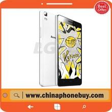 Lenovo Lemon K3 music Note 5.5 inch IPS Screen 4G Android OS 5.0 Smart Phone, MT6752 Octa Core 1.7GHz, RAM: 2GB, RAM: 16GB,
