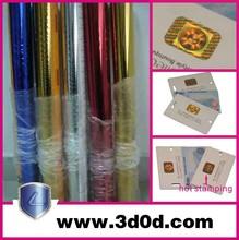LiDun hot stamping foil/ date coding foil