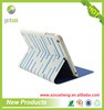 new arrival flip leather case for ipad air 2 smart leather case