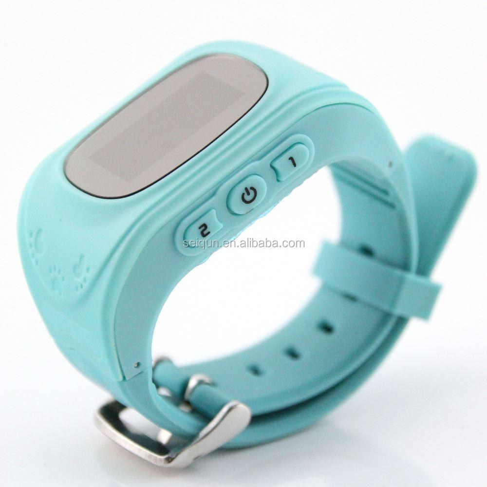 newest outdoor mobile bracelet gps tracker