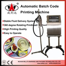 classical type automatic date printing machine Chinese CIJ Printer