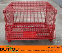 Collapsible Wire Cage