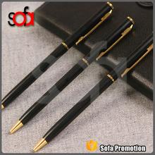 2015 china free sample metal ball pen & ball pen for stationary/metal pen