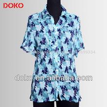blusas de dama 2013 nuevos diseños mangas cortas