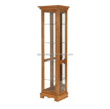 wood retail display cabinet/shelf/rack for beers/wines