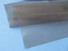 steel safety fiberglass privacy window screen 18x16mesh 120g