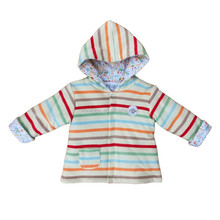 100% cotton baby jacket, comfortable, breathable, keep warm