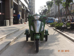 China electric cargo tricycle T501