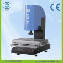 El laboratorio de óptica equipo, visión sistema de medición