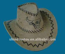 Leather cowboy hat / Fashion cowboy hat