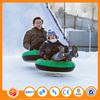 PVC plastic heavy duty inflatable snow sled