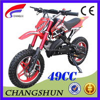 New Cheap China 49cc Mini Dirt Bike For Kids