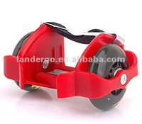 Two Wheels Inline Skates Flash Roller Hot Sale