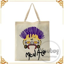 wholesale china factory shopping recycle canvas bag