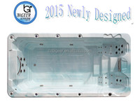 12 person hot tubs plastic portable freestanding acrylic swimming pool BG-6601B