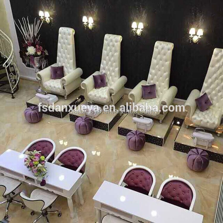 Danxueya professional manufacturer manicure and pedicure for Nail salon furniture suppliers