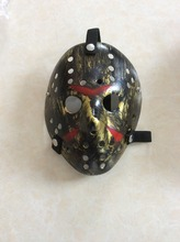 newest fashion halloween plastic movie jason mask