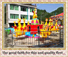 More than 10 years experience in amusement rides kangaroo jump rides for park
