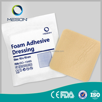 Free Sample high quality foam dressings wound care