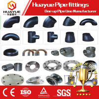 4 inch low carbon steel pipe fittings
