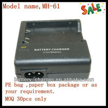 RoHS Battery Charger For Camera MH-61 For Nikon Coolpix 3700 Coolpix 4200 Coolpix 5200