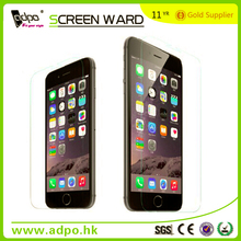 Newest Model!!! Tempered Glass Factory for iPhone 6 Tempered Glass Screen Protector