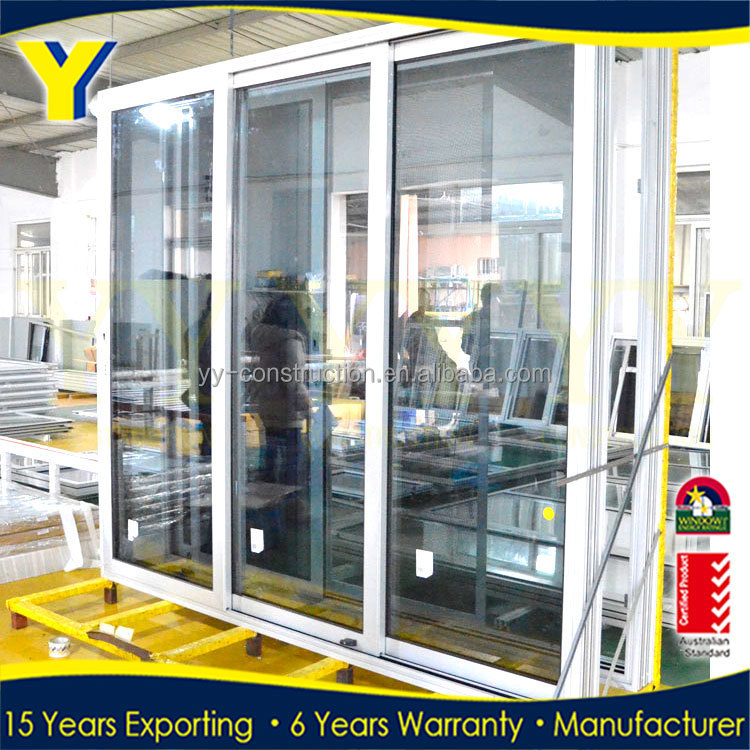 hurricane proof sliding door