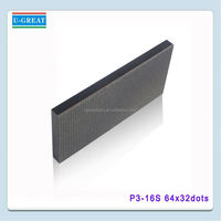 Super-thin P3 192x96mm indoor led modules