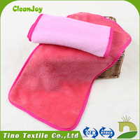 Custom Made Makeup Remover Towel Washing & Cleansing Pores Super Soft Microfiber Wash Face Towel