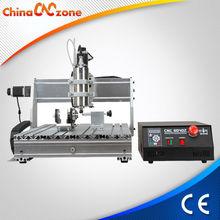 2D 3D 6040 4 Axis Hobby Mini CNC Wood Product Making Machine