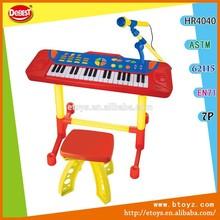 36 teclas órgano electrónico musical para niños juguetes