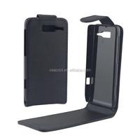PU Flip Leather Case for Motorola Droid Razr M XT907 Verizon Case
