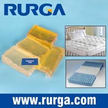 Hot melt adhesive for spring mattress