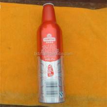 500ml 750ml vodka alcohol drinking wine aluminum metal bottle