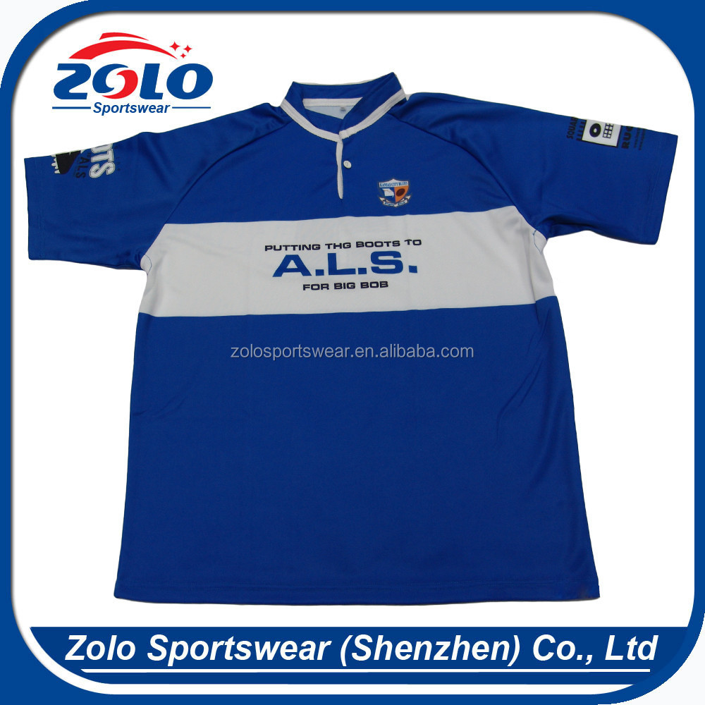 Cheap custom design your own rugby shirt with sublimation for Make your own t shirt online cheap